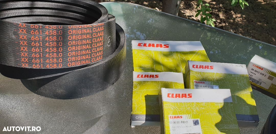 Claas piese combina - 4
