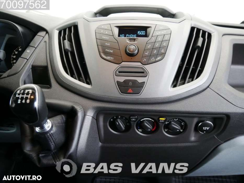 Ford Transit 2.0 TDCI 130PK Leder stuur Airco Cruise control L... - 12