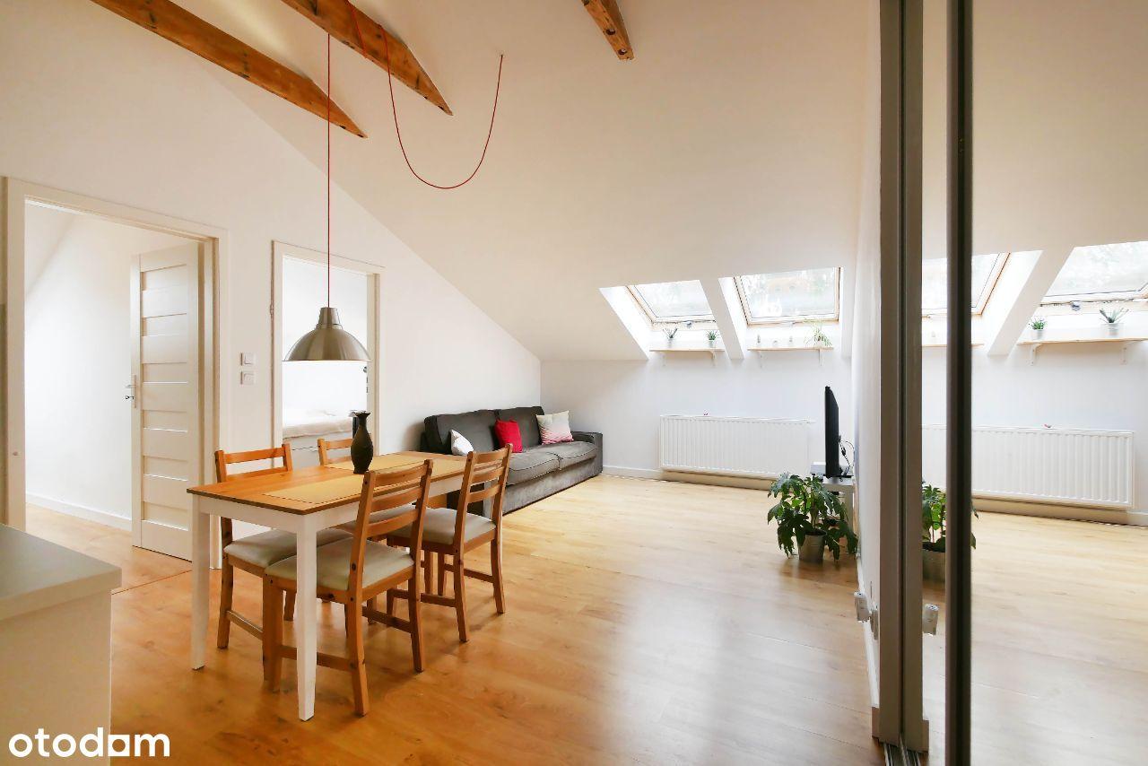 Przytulne mieszkanie z dwoma sypialniami