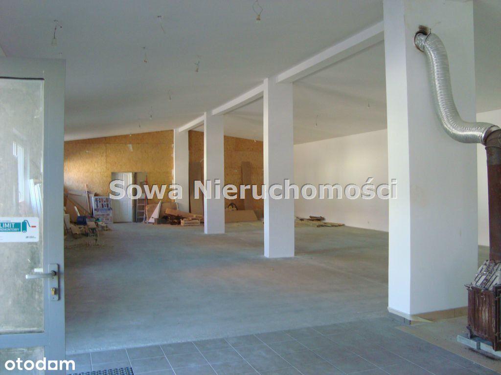 Lokal użytkowy, 500 m², Wałbrzych