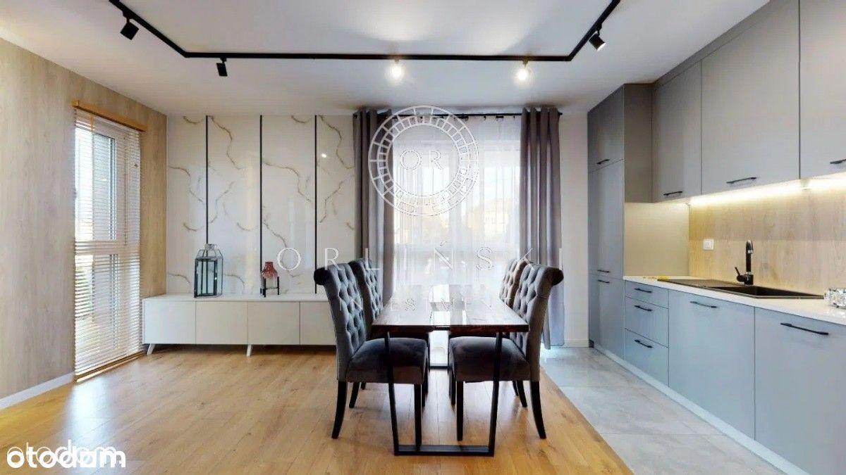 3-pokojowy apartament wysoki standard - brak P.C.C