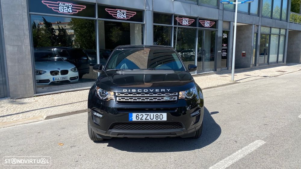 Land Rover Discovery Sport 2.0 eD4 • Classe 1 Portagens - 2
