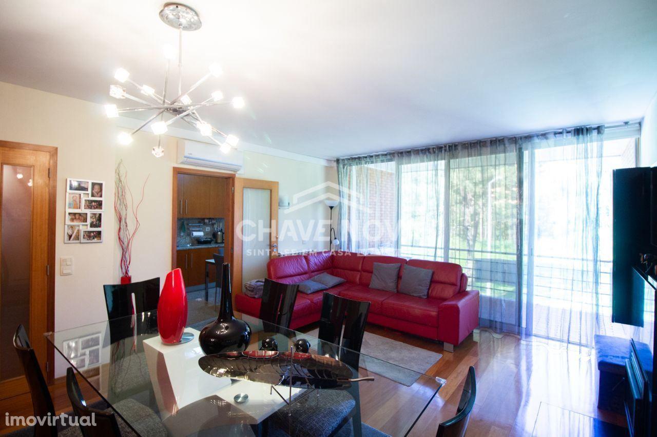 Apartamento T2 Condomínio Fechado - Natura Park - Milheirós