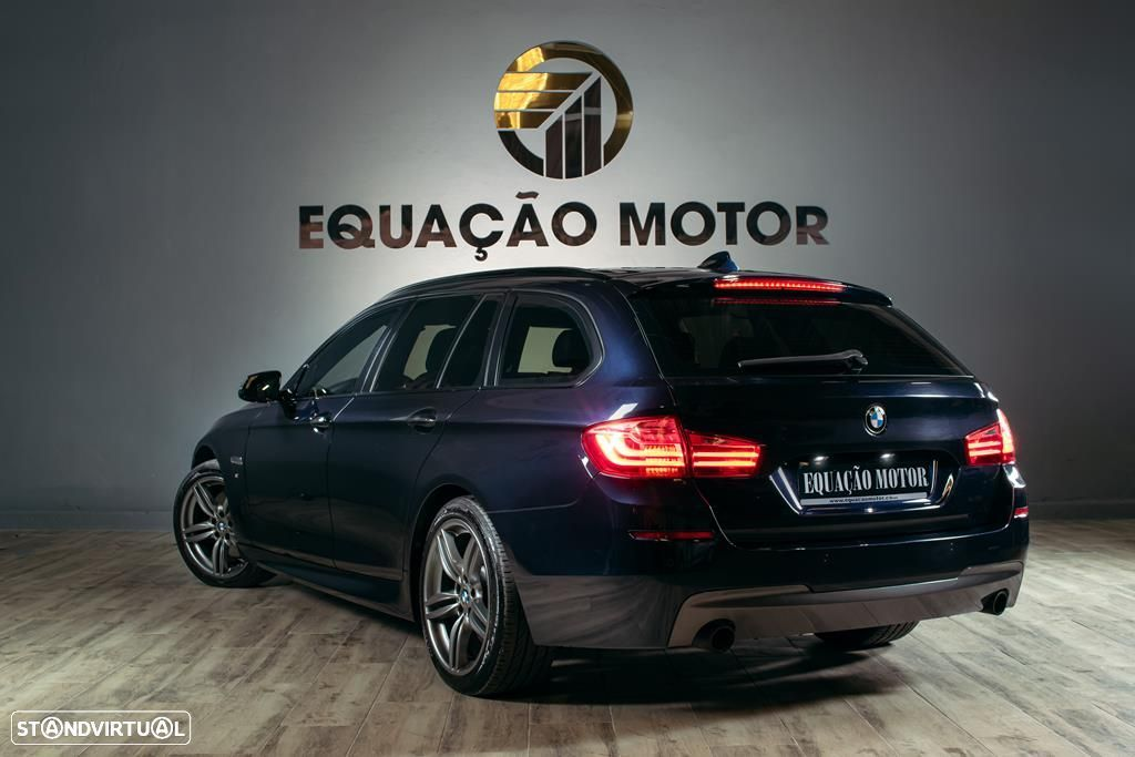 BMW 535 d Touring XDrive Pack M Auto - 3