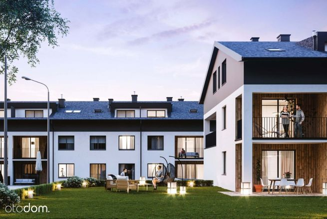 Rodzinne mieszkania w Mirabelkowej Alei na Złotnie