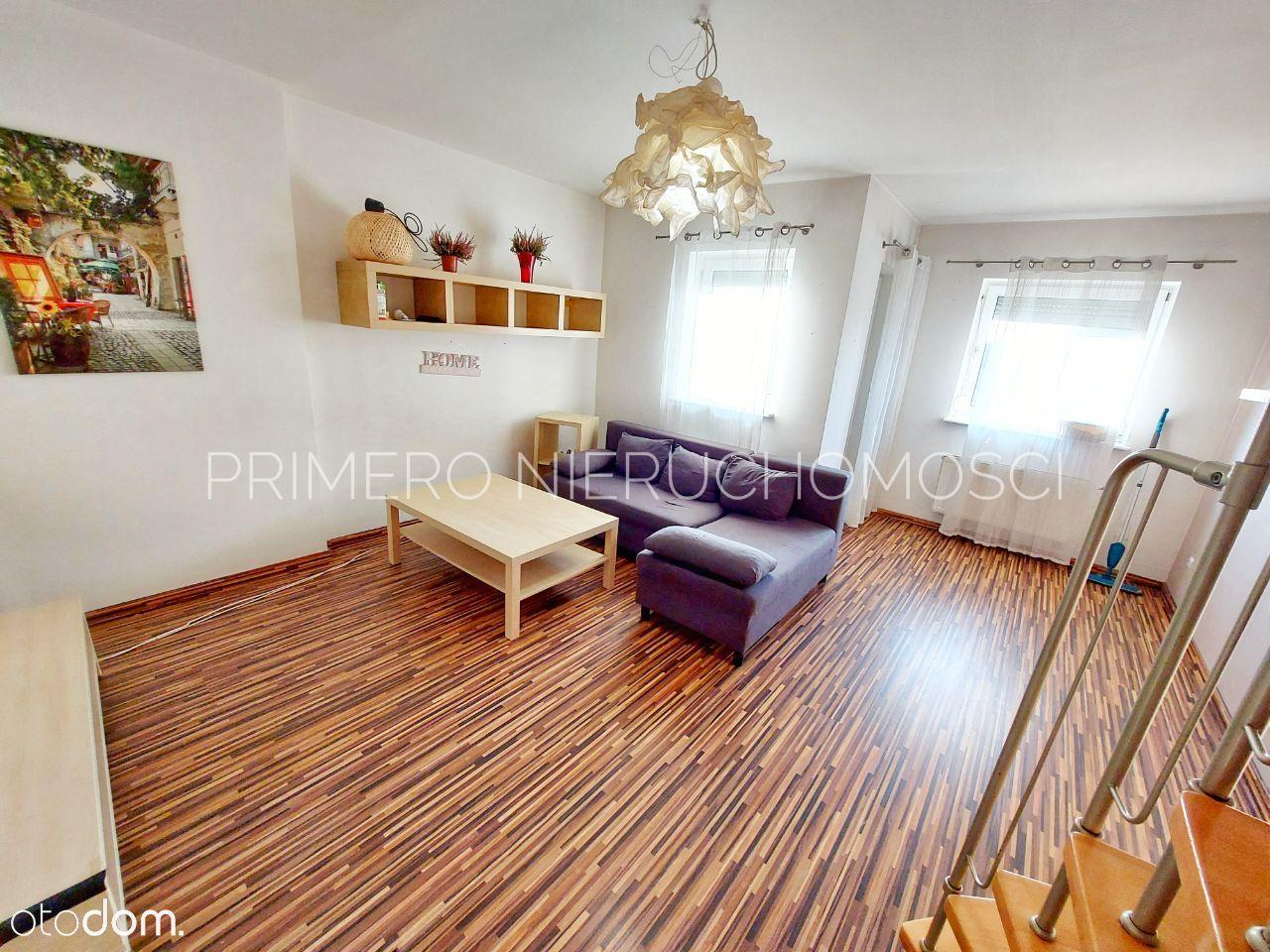 Mieszkanie z poddaszem i garażem w Luboniu