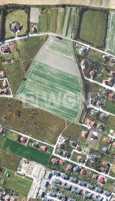 Działka, 17 649 m², Kiełczów