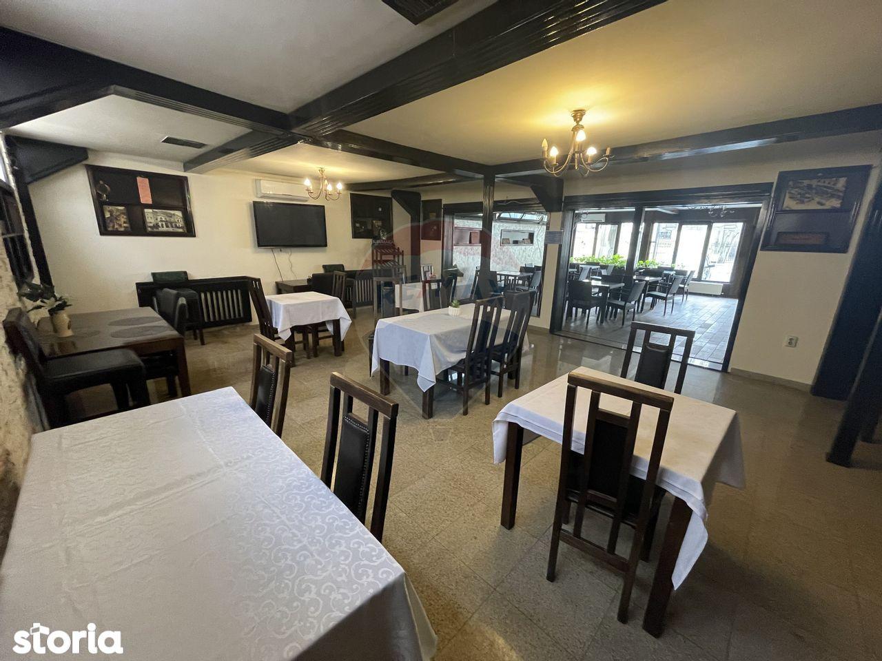 Hotel/Restaurant cu 16 camere de vânzare în Ploiesti zona Ultracentral