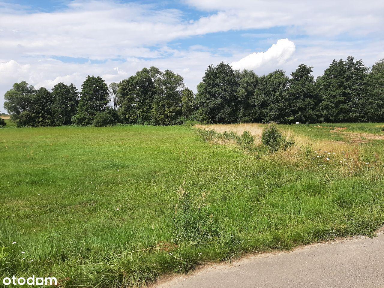 Działka z projektem w bliskiej okolicy Legnicy 6km