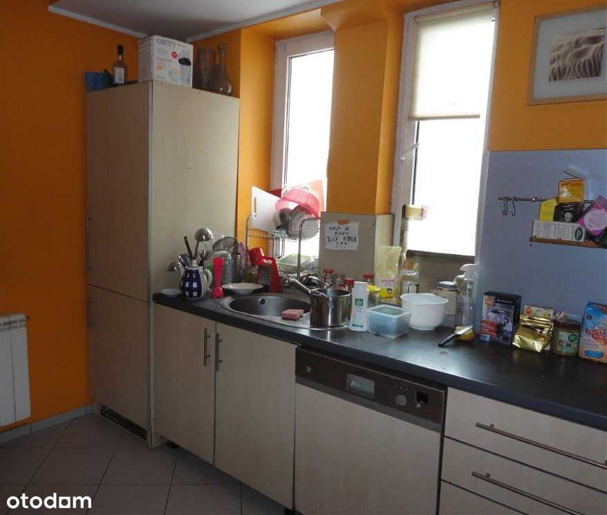 Słoneczne dwupoziomowe mieszkanie zlokalizowane pr