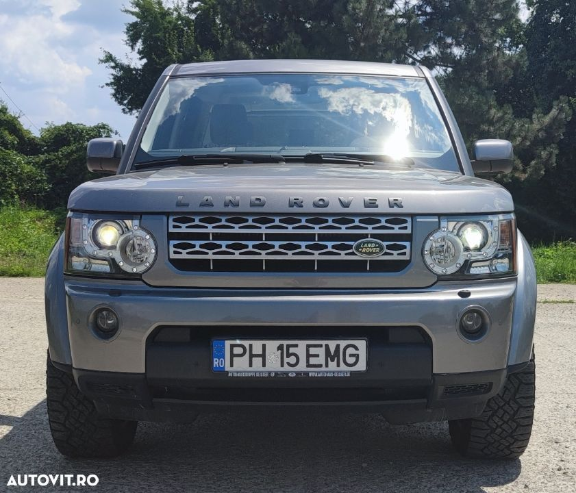 Land Rover Discovery 3.0 - 1
