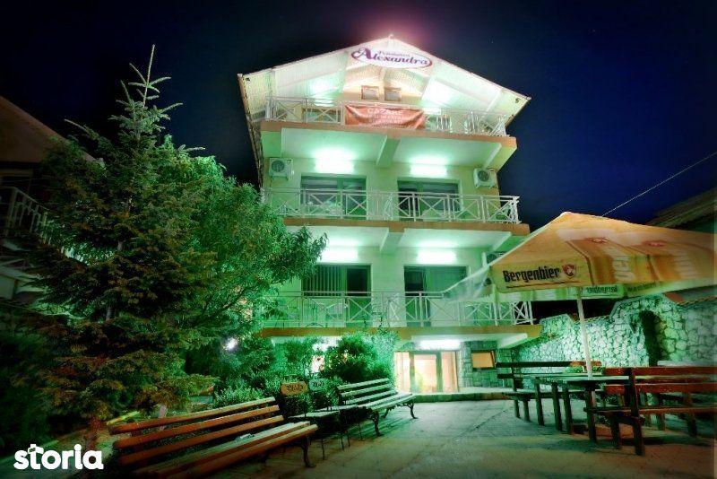 Pensiune cu restaurant de vanzare - Mamaia Nord - Afacere la cheie