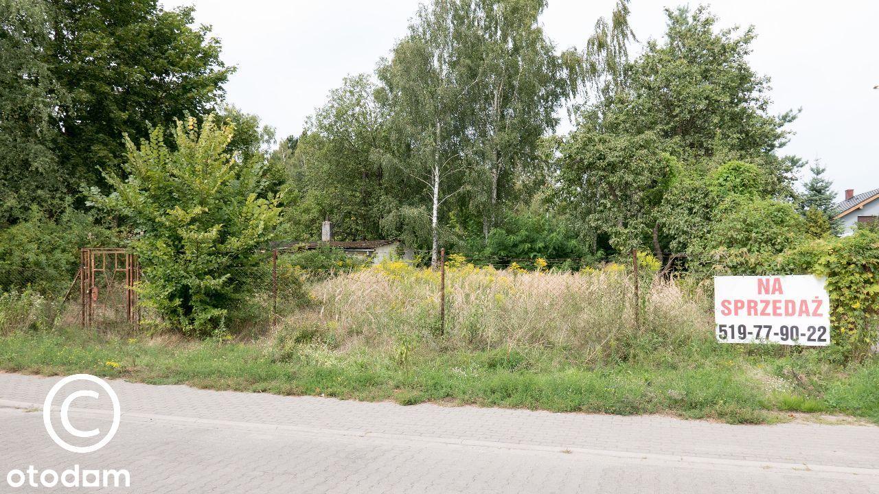 Poznań Kobylepole z pozwoleniem na budowę