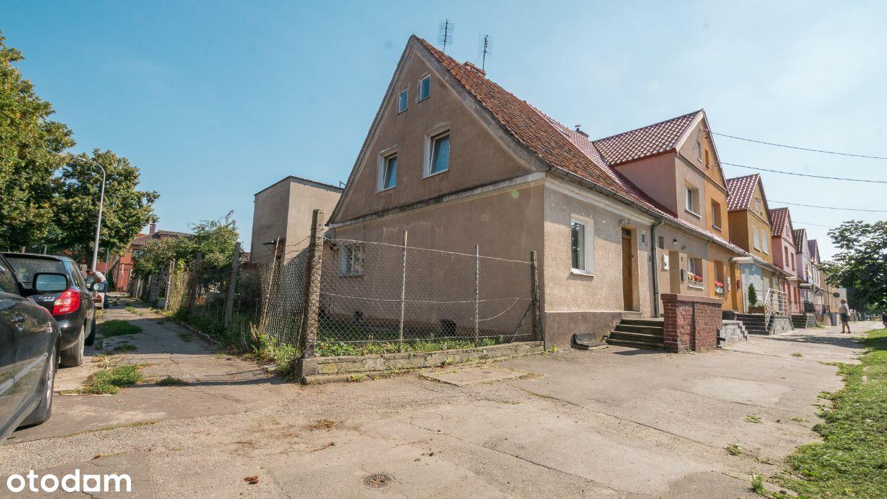 NOWA CENA!! Dom z działką w centrum Elbląga!