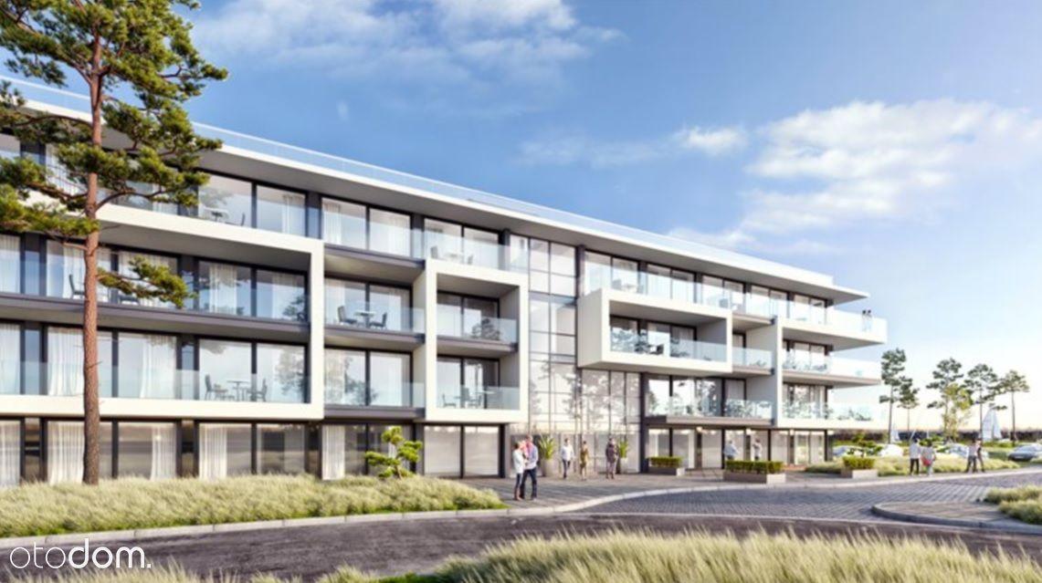 Wykończony Apartament nr 3 w Inwestycji Sea & Lake