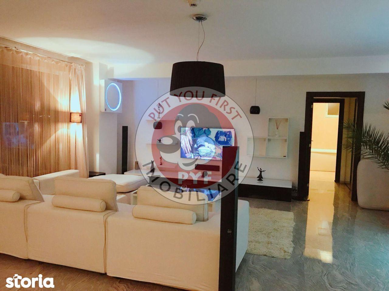 Apartament decomandat 2 camere , zona Pipera , lux