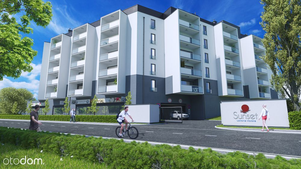 Nowoczesny Apartament Sunset Ustronie Morskie 1.6