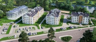 """""""Sosnowy Park"""" Nowe mieszkania III Etap 45,41 m2"""