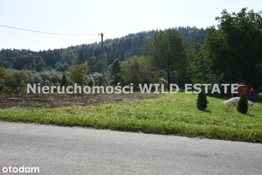 Działka, 4 226 m², Lesko