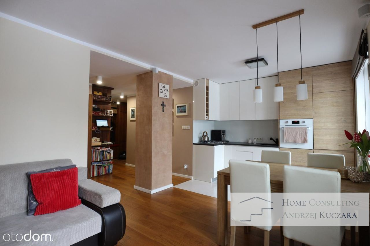 3-P. Mieszkanie blisko centrum – R. MOGILSKIE, 61m
