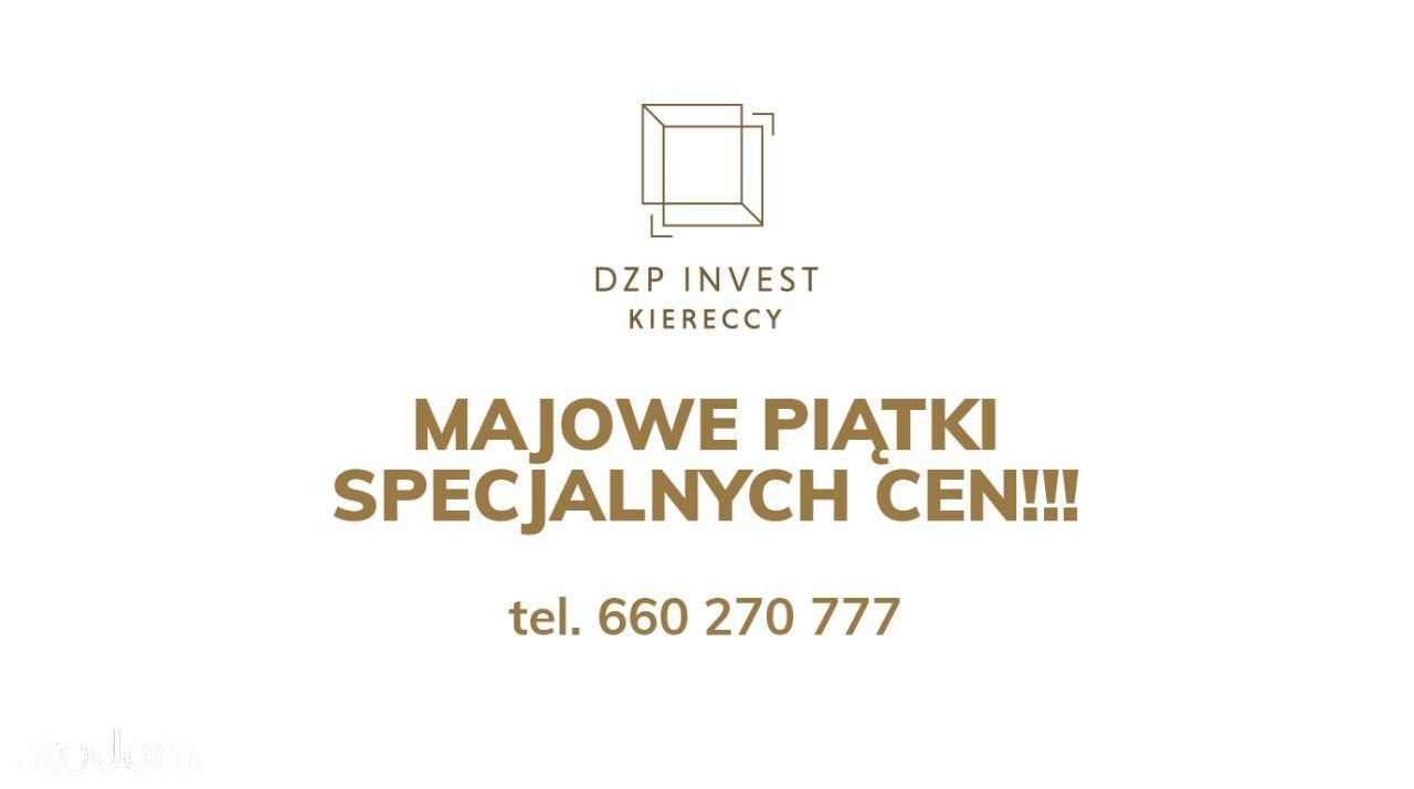 Okazja!Najniższa cena mkw na rynku! M 58,5m2 ogród