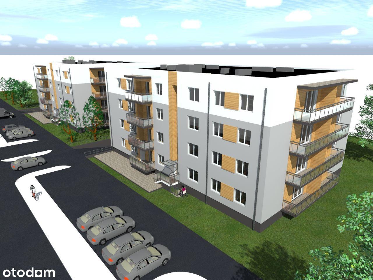 Mieszkania bezczynszowe na sprzedaż od 30 do 88m2