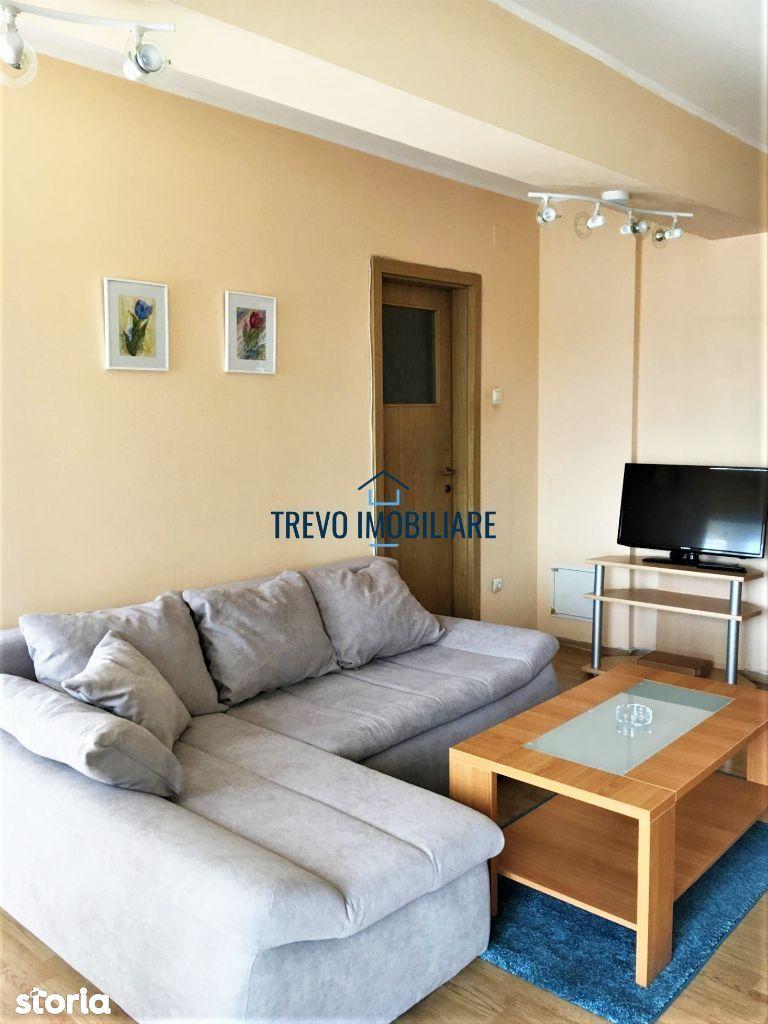 Apartament cu 2 camere, 41 mp, parcare subterana, zona str. Bucuresti.