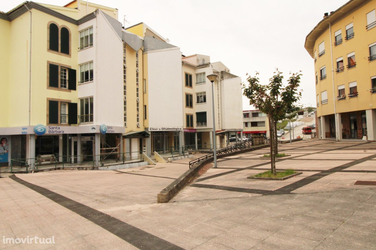 Apartamento T2 duplex - Oliveira de Frades