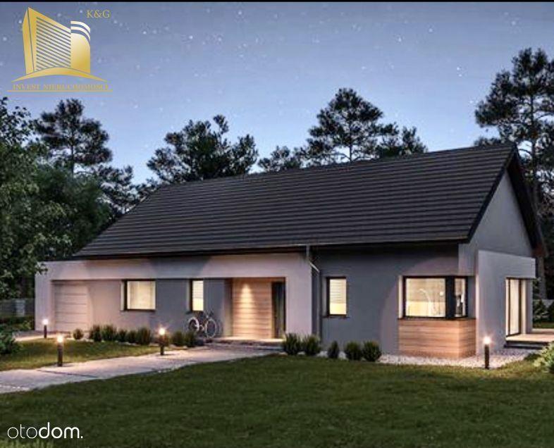 Dom nowo budowany w Owczarkach
