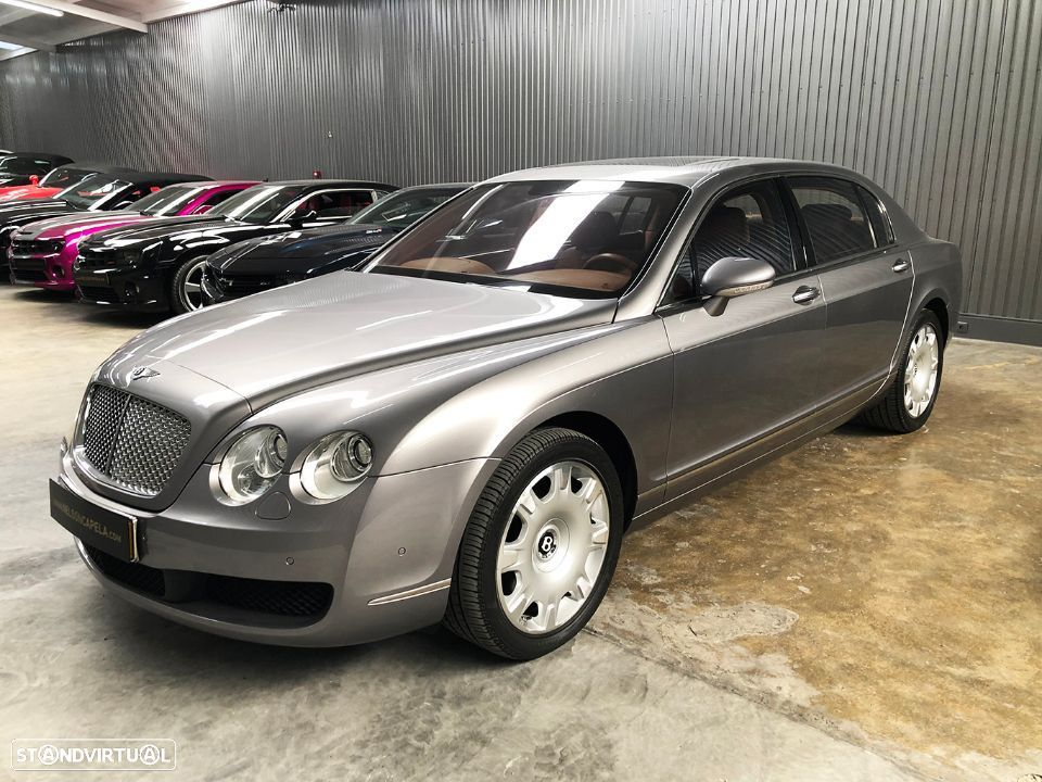 Bentley Continental Flying Spur 5 Lugares 6.0L W12 - 2