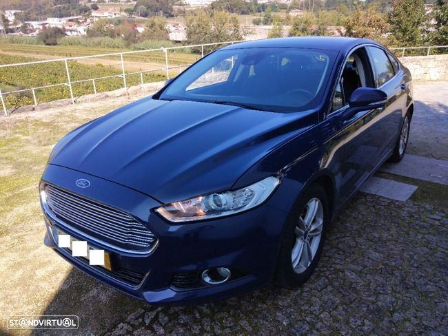 Ford Mondeo 2.0 TDCi Business Plus