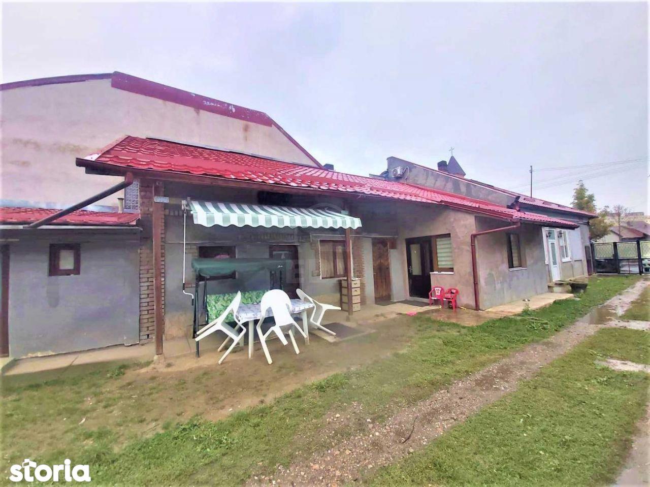 0% comision Casa de vanzare, teren 724 mp, zona str Bucuresti