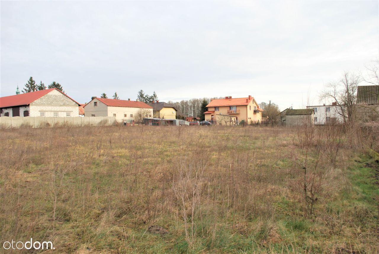Działka 1400 lub 2800 m2 w Szydłowie, ul. Cicha