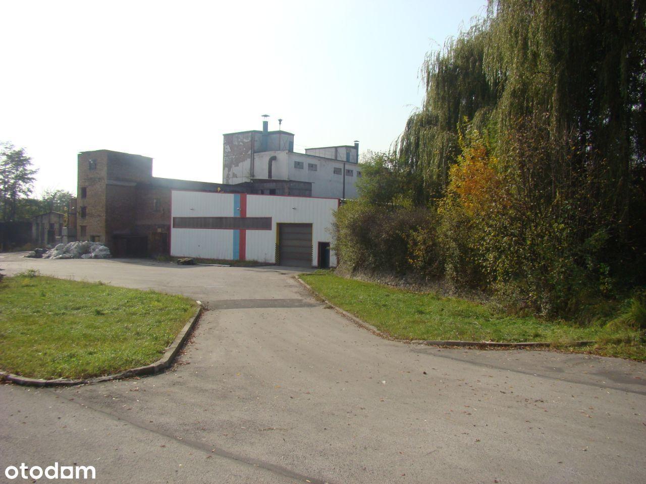 Hala 1000 m2, teren przemysłowo- usługowy