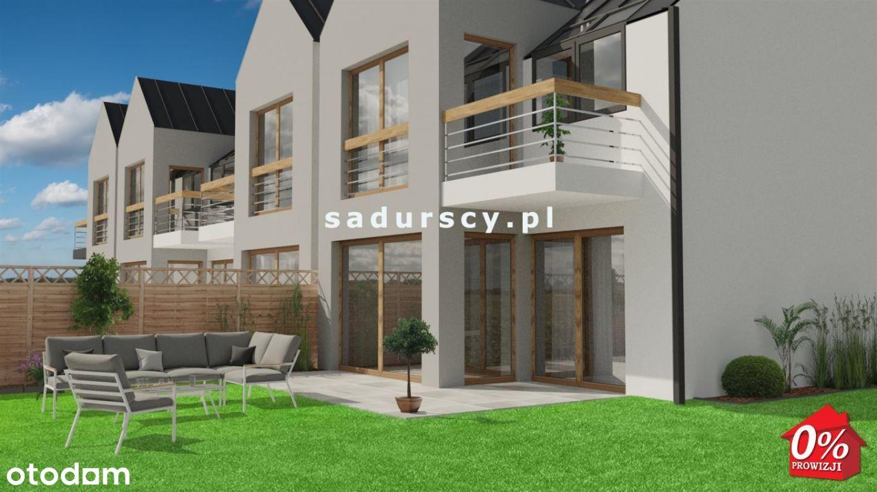 Piekary - nowe osiedle domów w zab. bliźniaczej