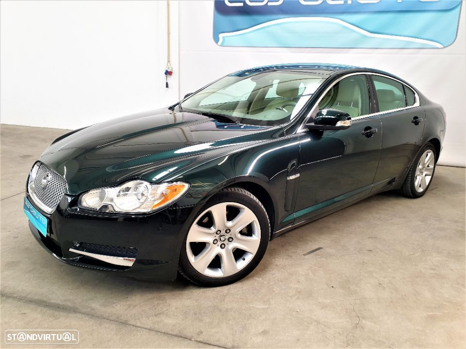 Jaguar XF 3.0 V6 Luxury - 3