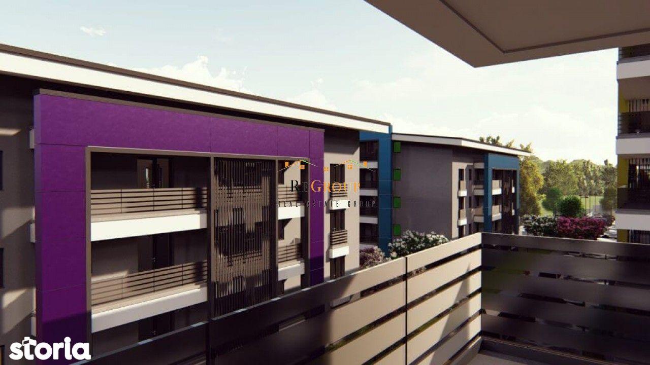 Apartament cu 3 camere in Zona Pacurari