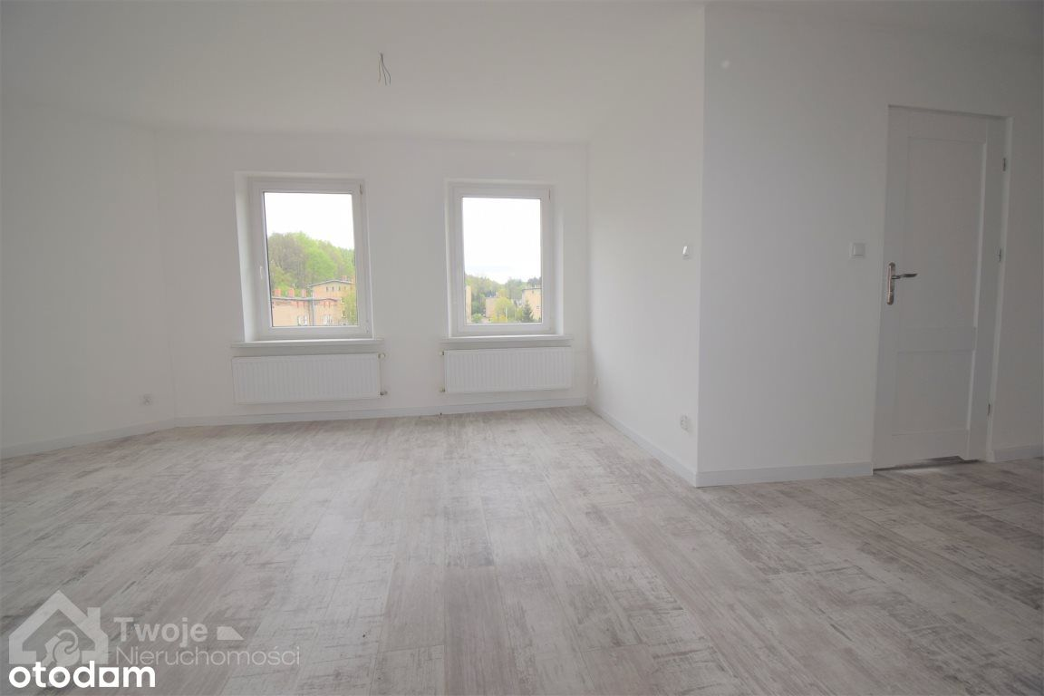 Mieszkanie, 50 m², Wałbrzych