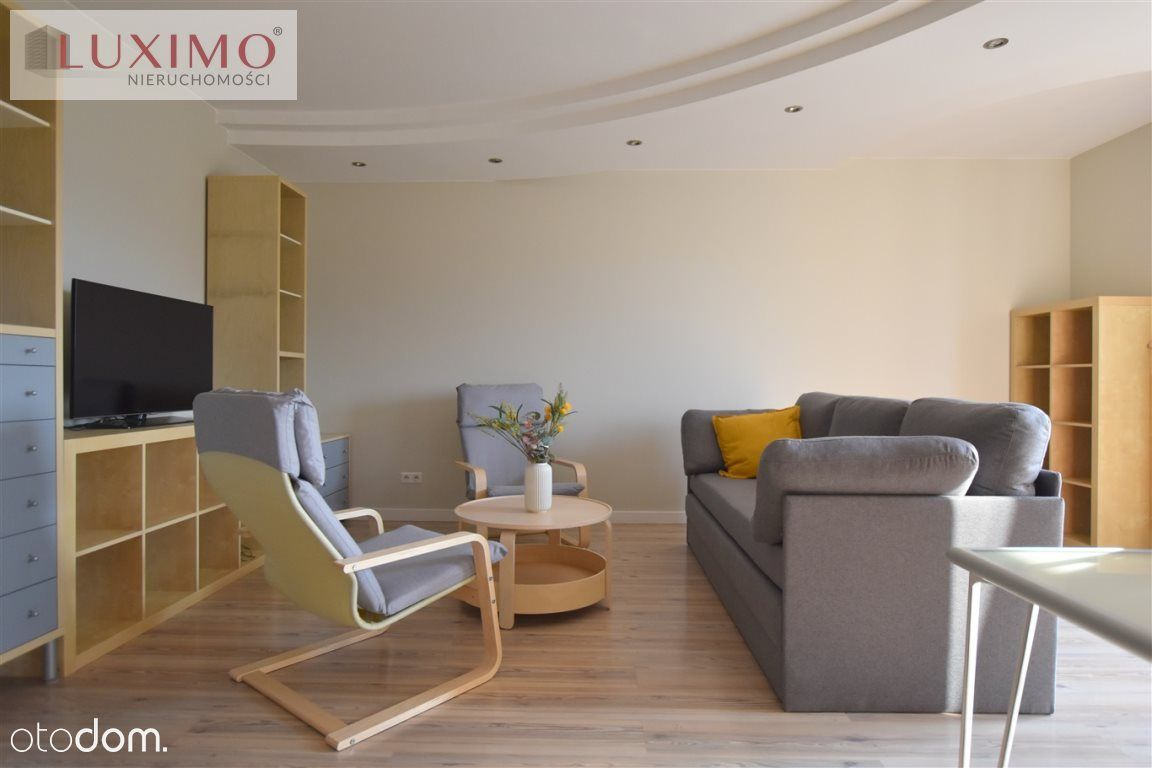 2 pokoje | 54 m2 | 2 balkony | wyposażone | Ruczaj