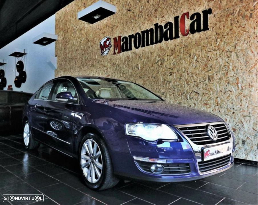 VW Passat 2.0 TDi Highline - 1