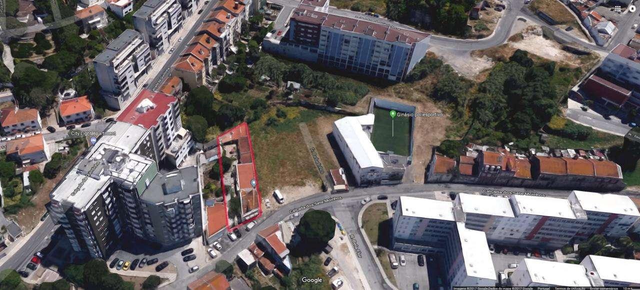 Terreno para comprar, Campolide, Lisboa - Foto 1