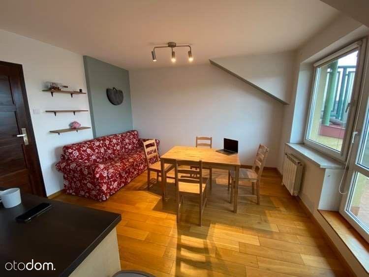 Przestronne mieszkanie 68m2+12m2 poddasze Prokocim