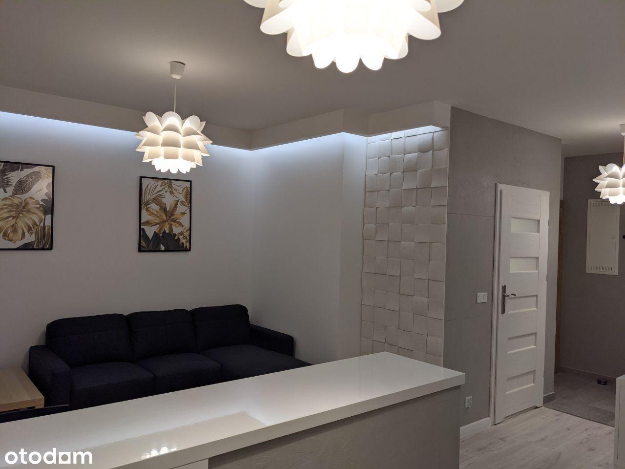 Nowy apartament 2 pokoje 42m2 z dużym tarasem