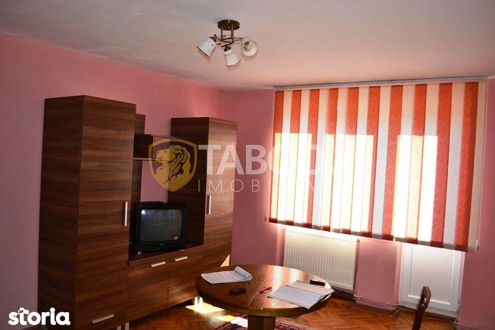 Apartament de inchiriat 2 camere in Sibiu zona Calea Dumbravii