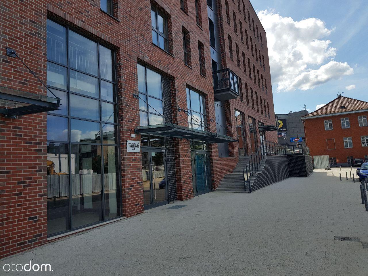 Pokój jednoosobowy z balkonem Gdańsk Stary Browar