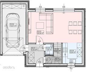 Dom 114m2 z działką 318m2 Nova Natura B2M