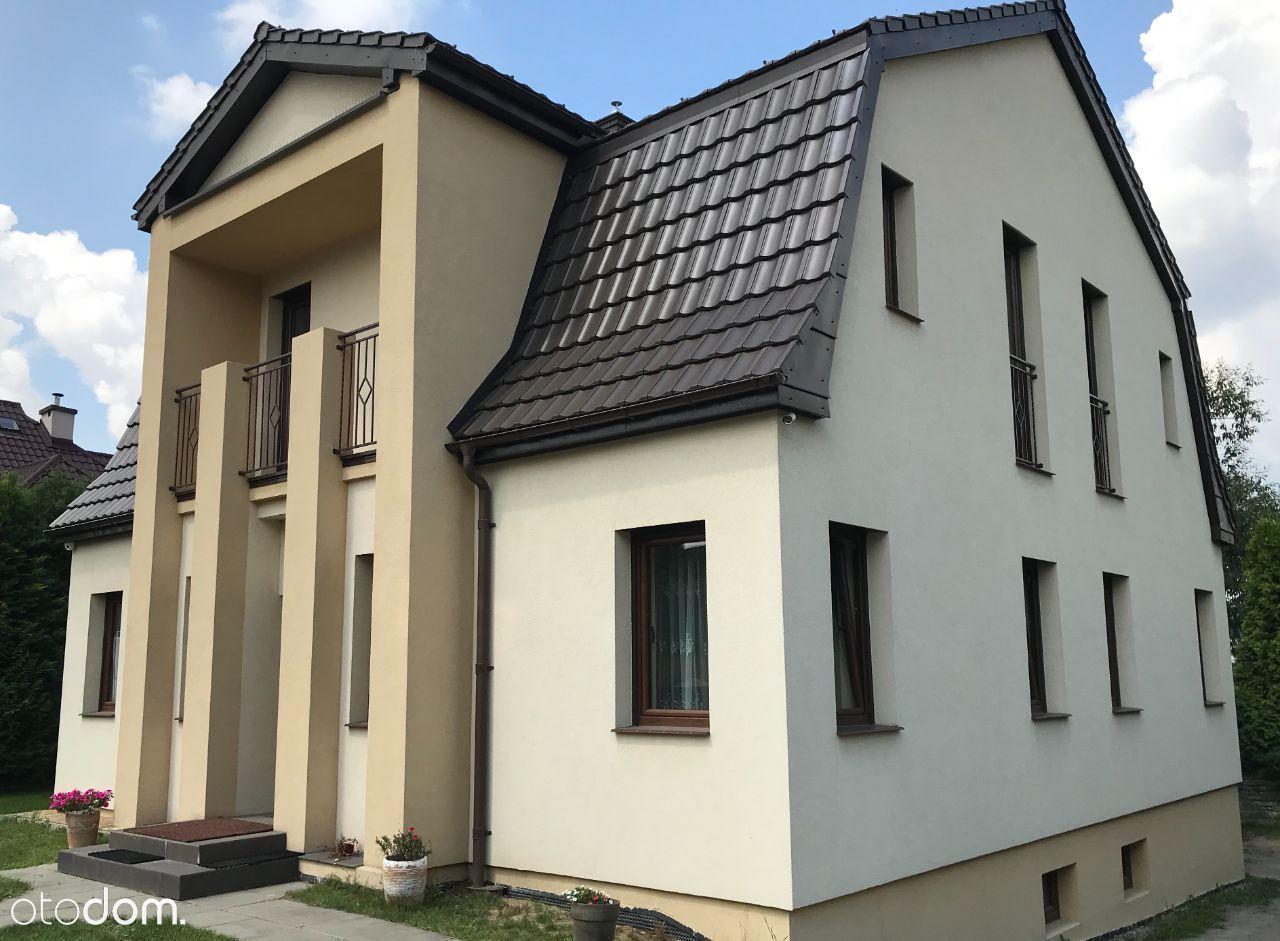 Rodzinny dom z dużym potencjałem - Kraków