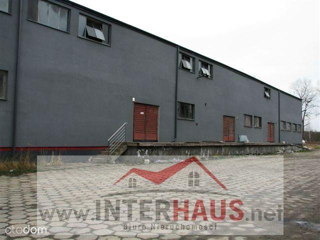 Hale magazynowo- produkcyjne-4700 m2_wynajęte