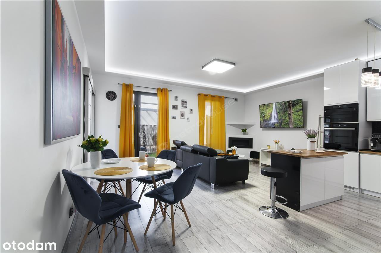 Apartament z Ogródkiem ,4 pokoje /Aleksandrów Łódz