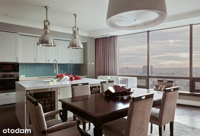 Apartament Premium 2 pokoje 23 piętro z Tarasem